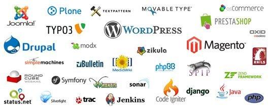 Website building Platforms